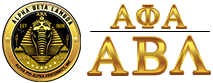 Alpha Beta Lambda Logo