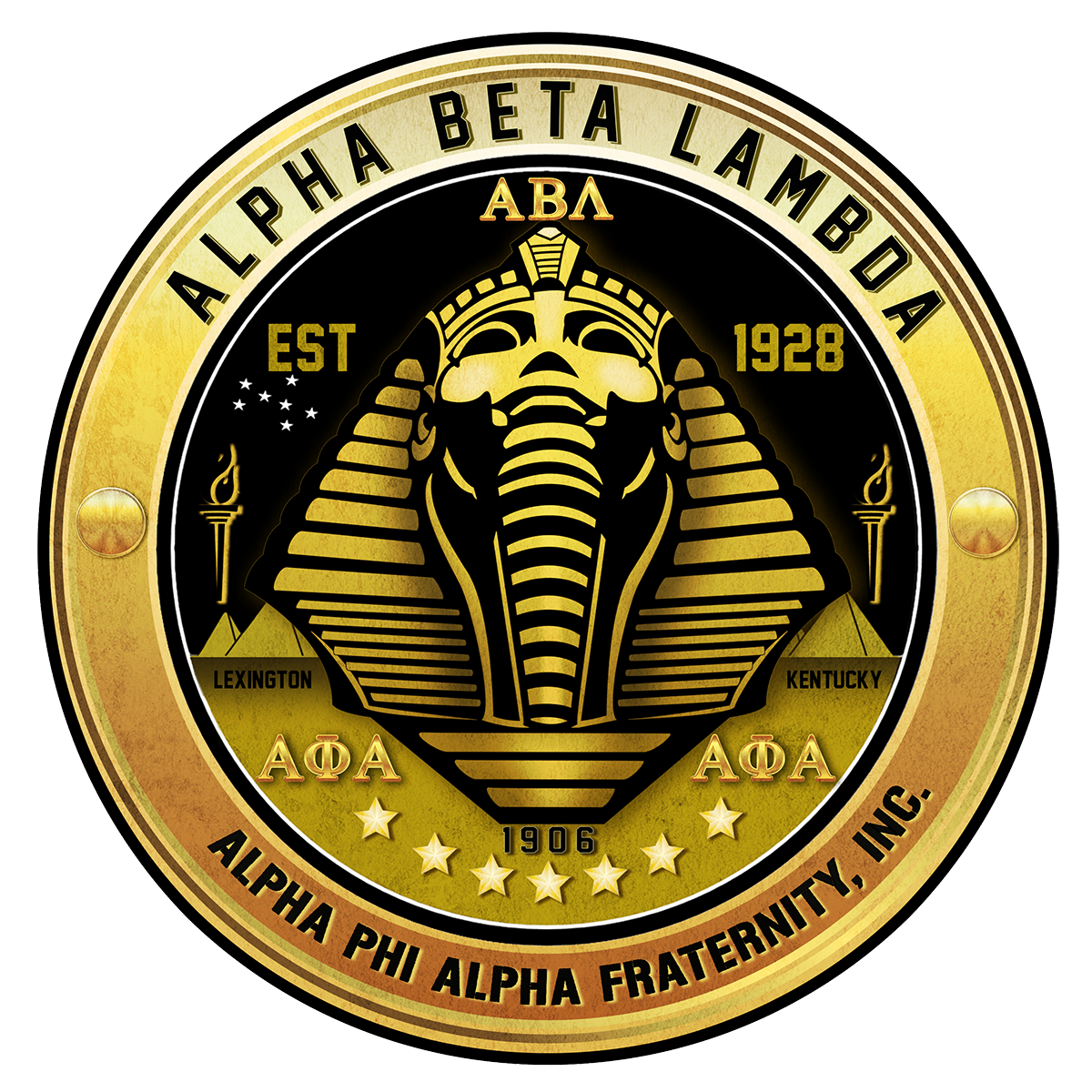 ABL Logo Board Meeting - Alpha Beta Lambda